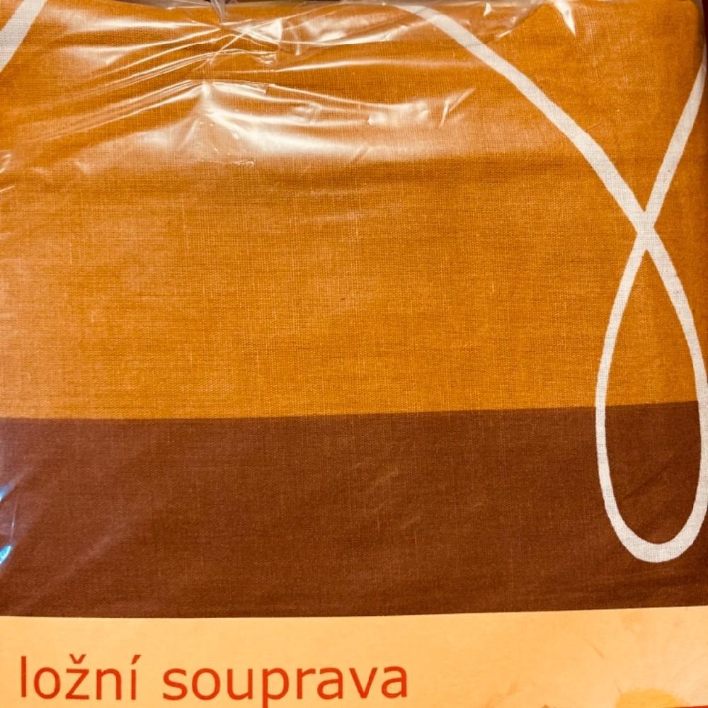 povlečení 140x200cm bavlna 2+2ks