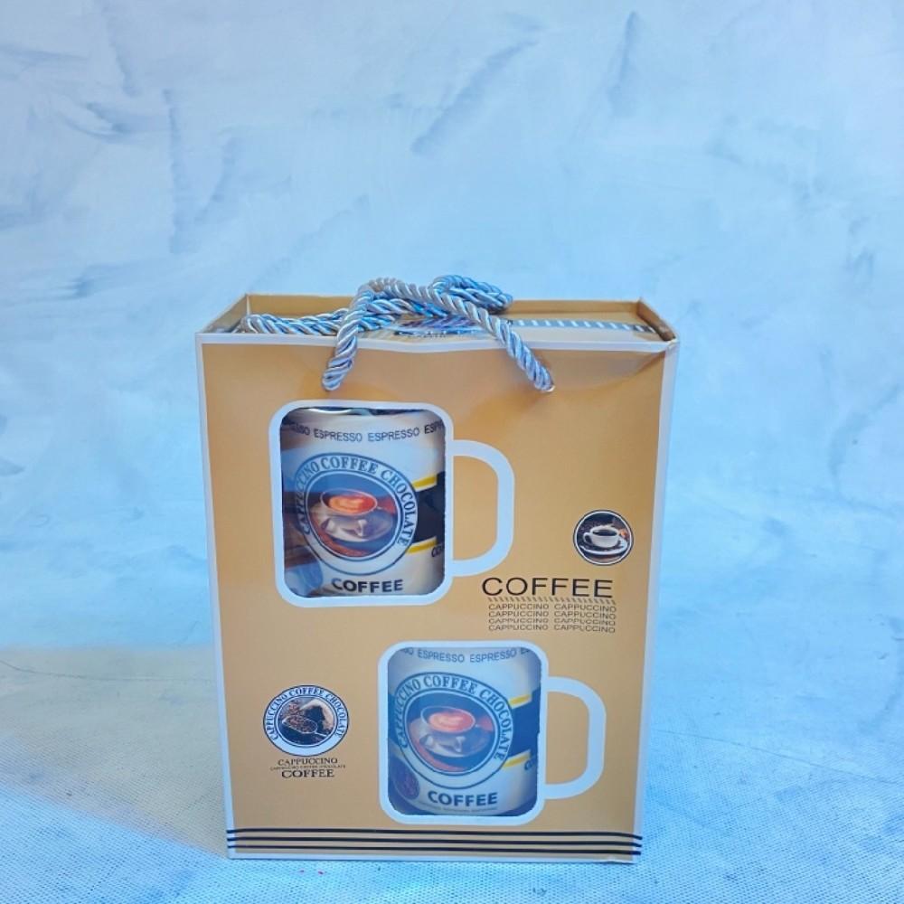 hrníčky sada2 ks coffee