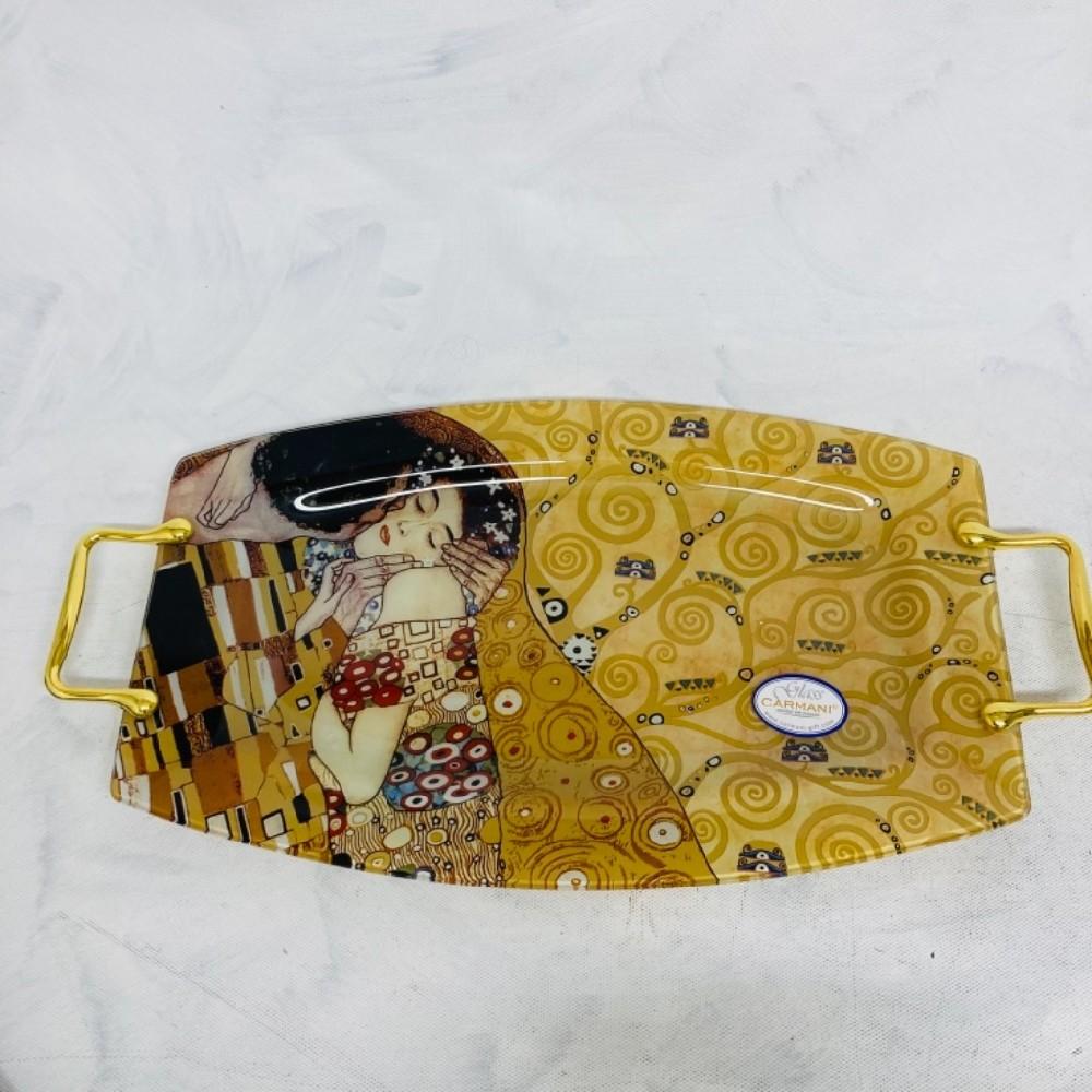 tác s ušima G.Klimt
