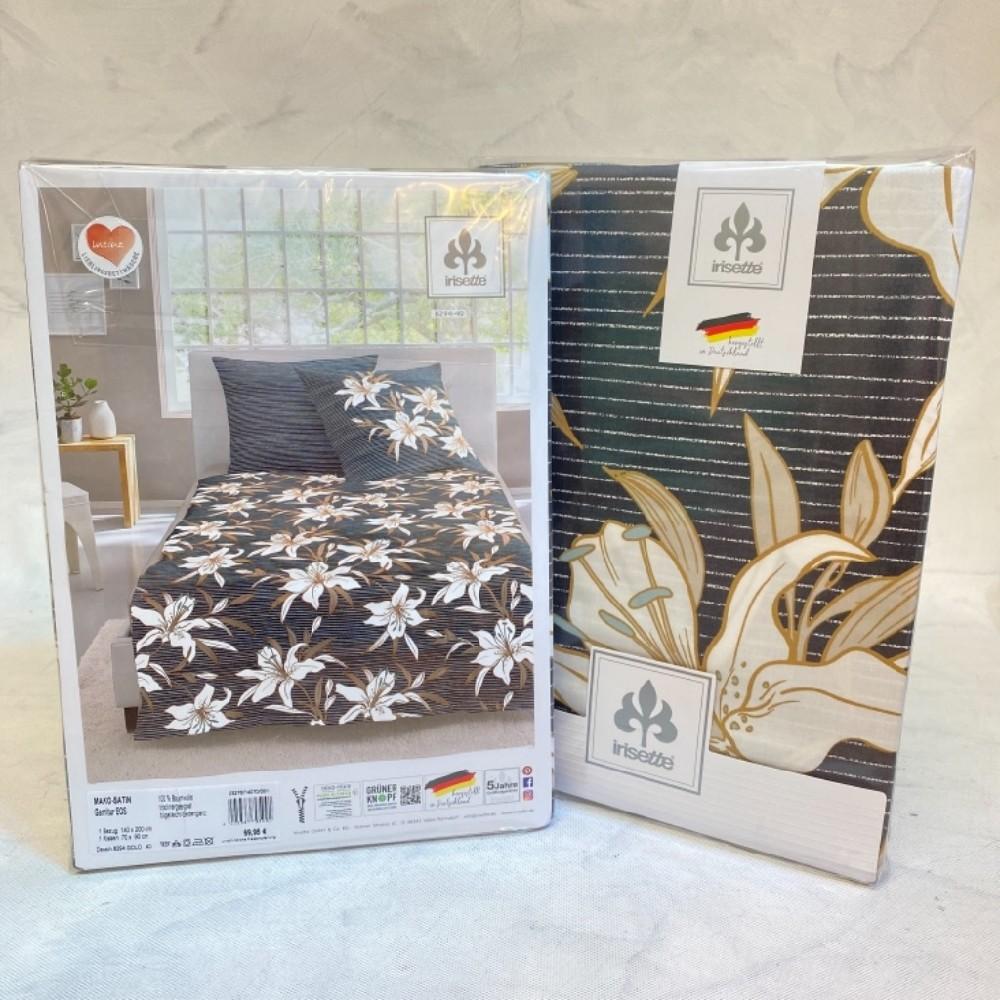 povlečení bavlněný satén 140x200/70x90cm 100%bavlna