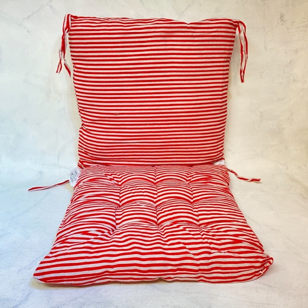 sedák na židli a opěrka zad