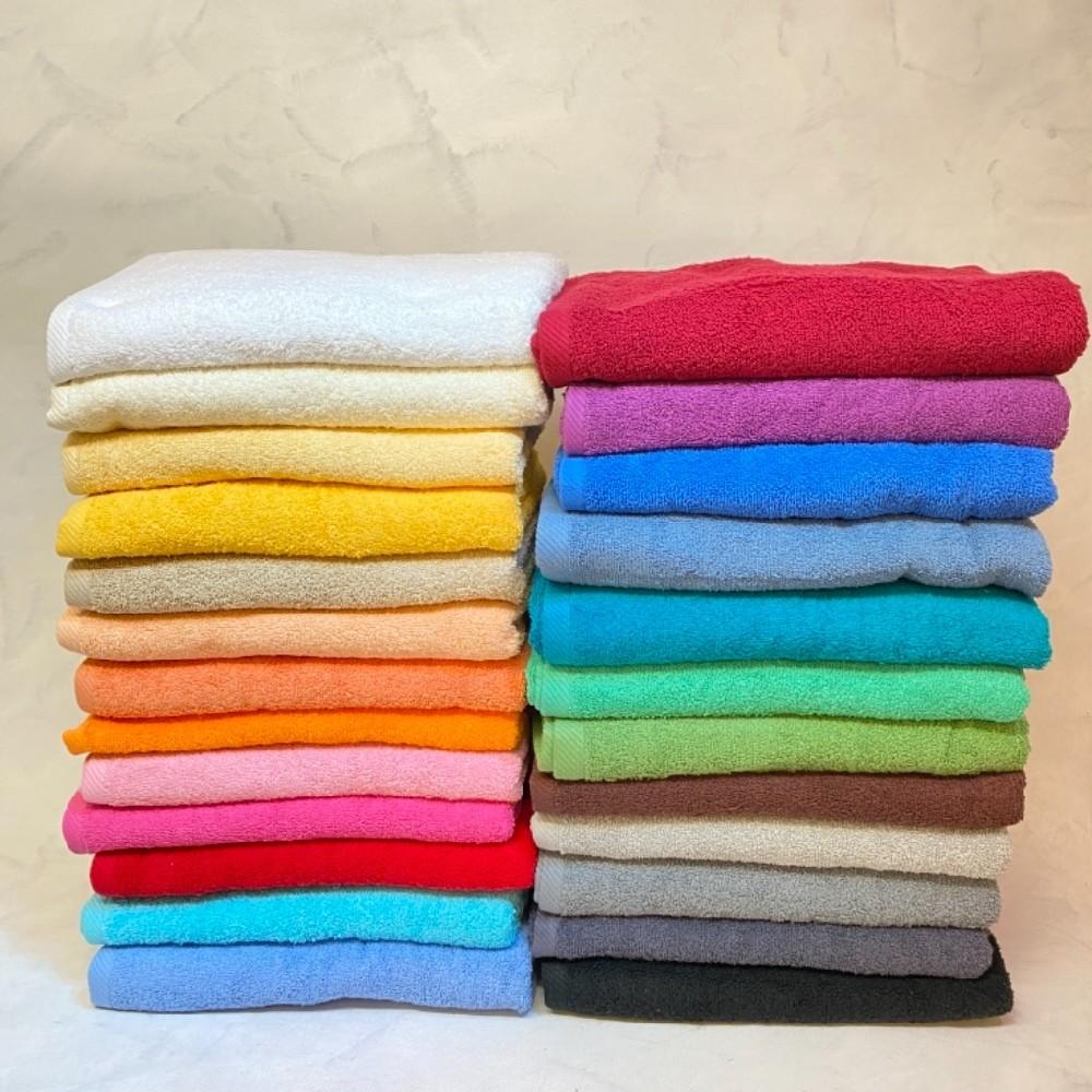ručník 50x100cm sv.barvy