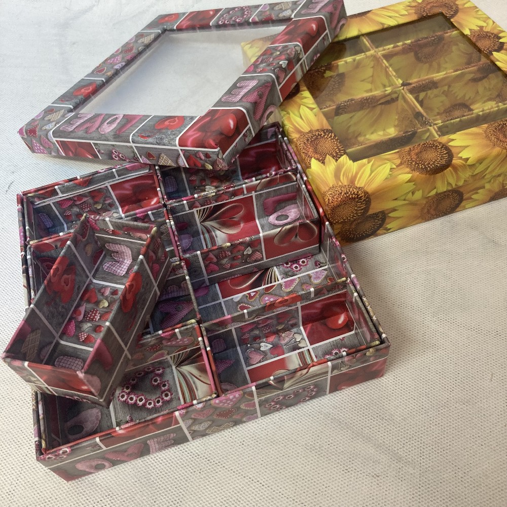 krabice 25x25x6cm
