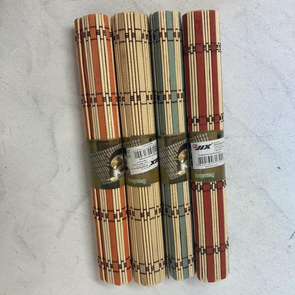 prostírání bambusové