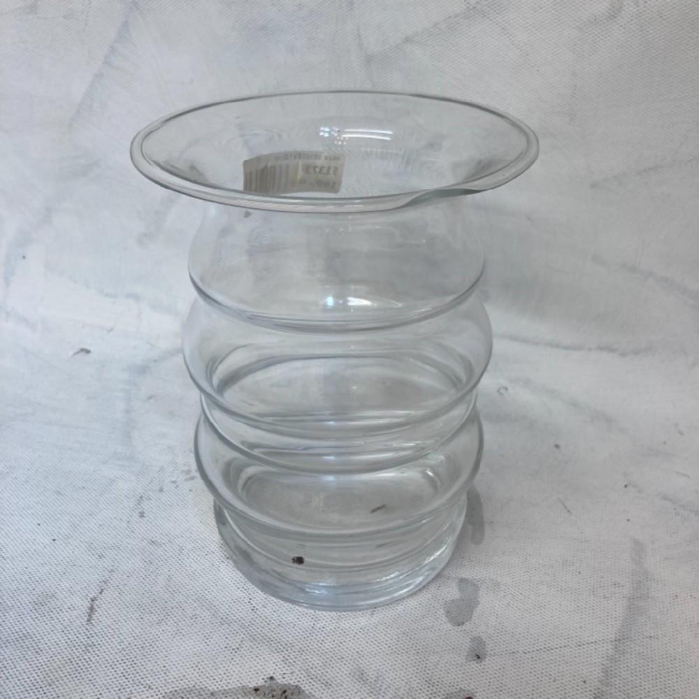 váza sklo 15x19cm