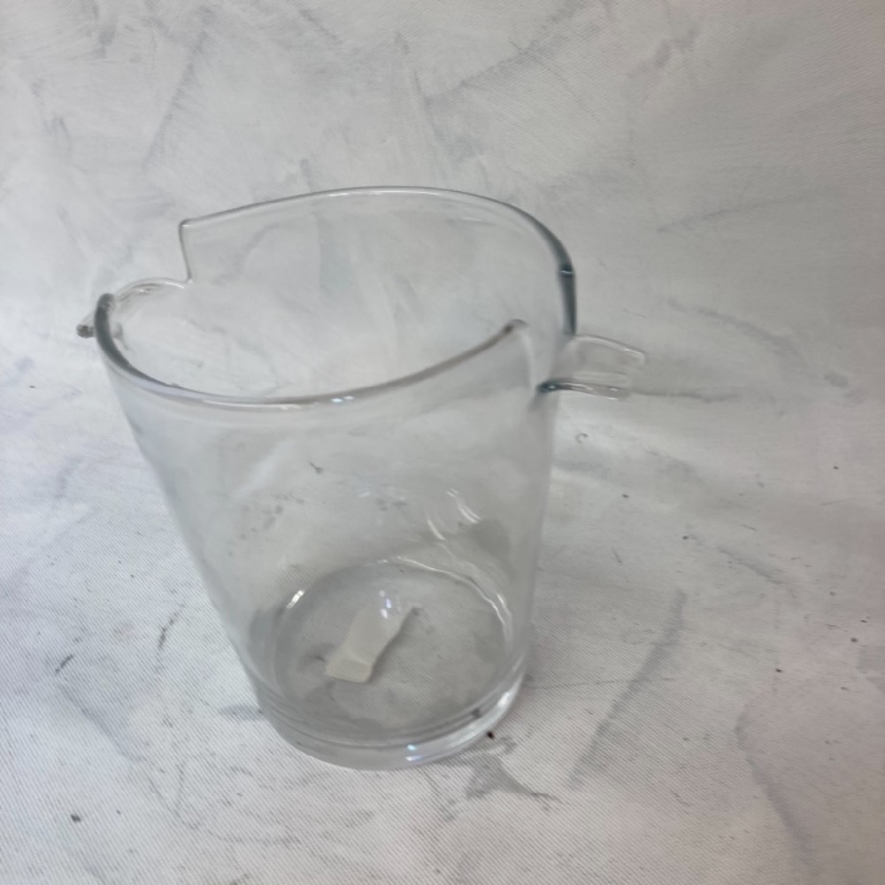 váza sklo 16x19cm