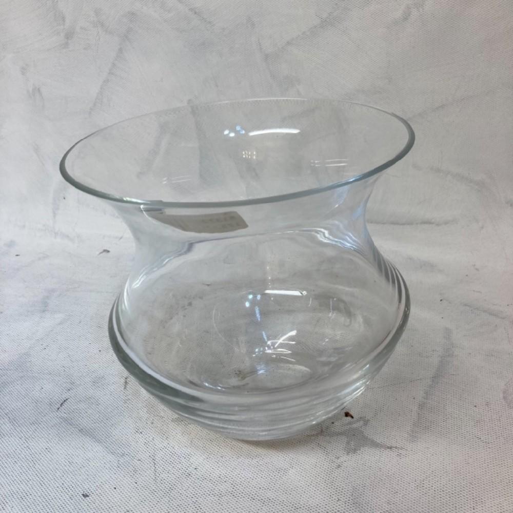 váza sklo 18x18cm