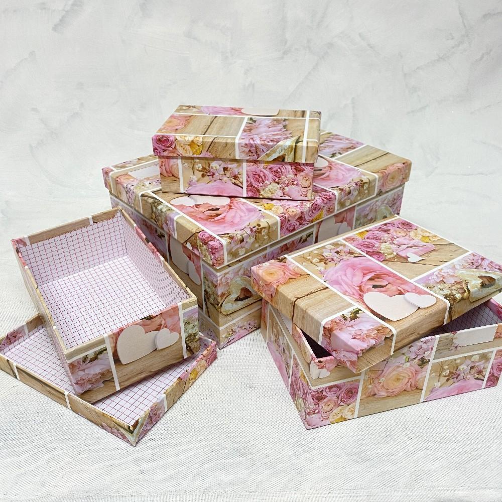 krabička kytky 11,5x6,5cm