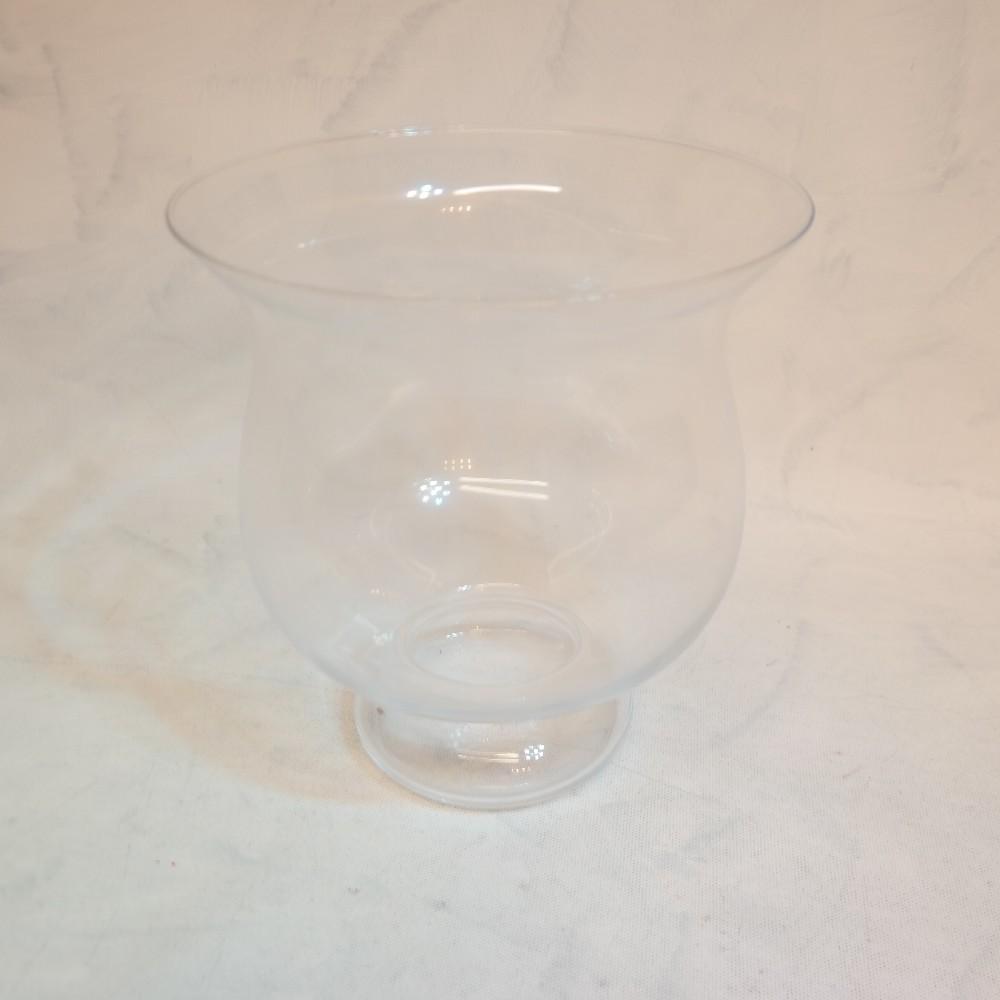 váza sklo, 27 cm