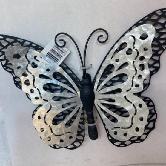 motýl dekorační stěna