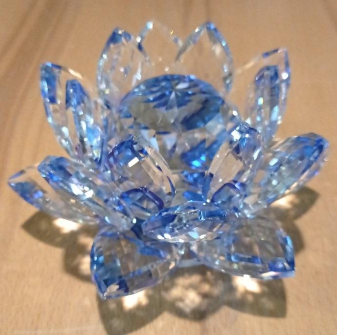 svícen sklo