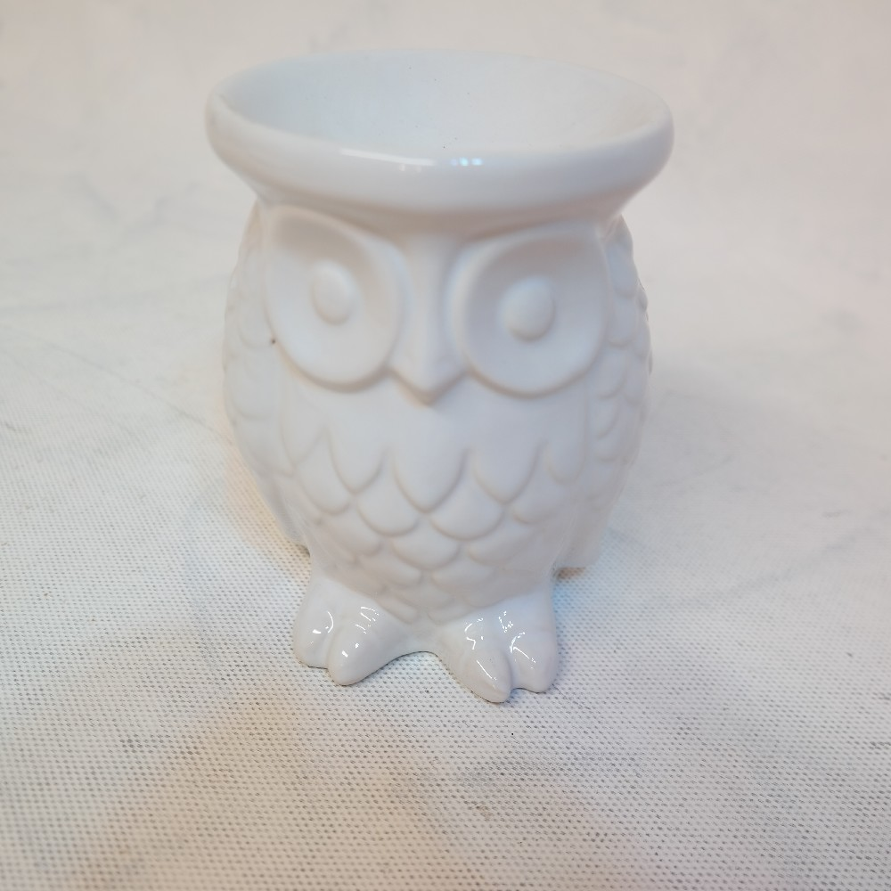 sova keramika aroma lampa 14 cm