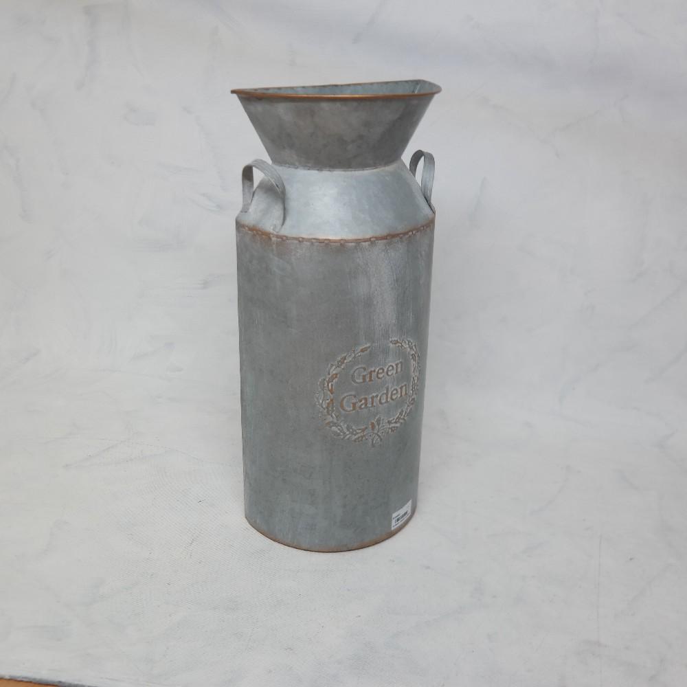váza plech 48 cm