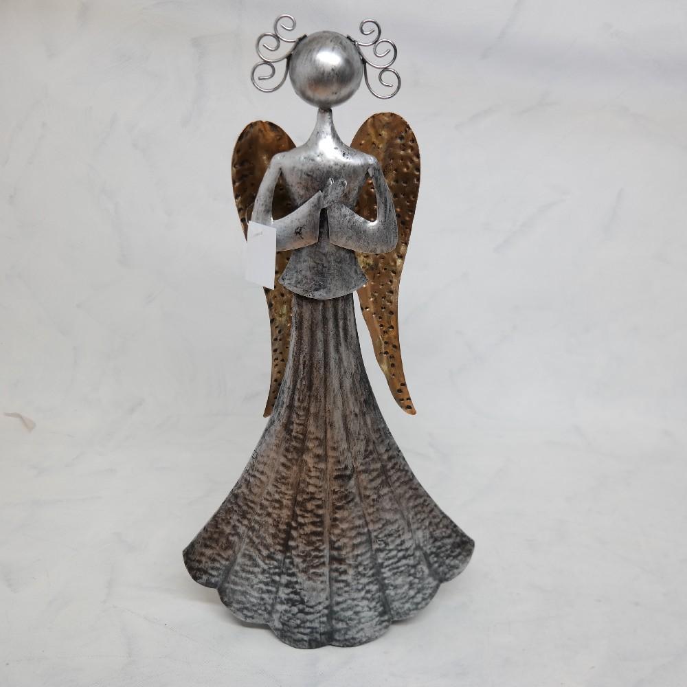 anděl plach 60 cm