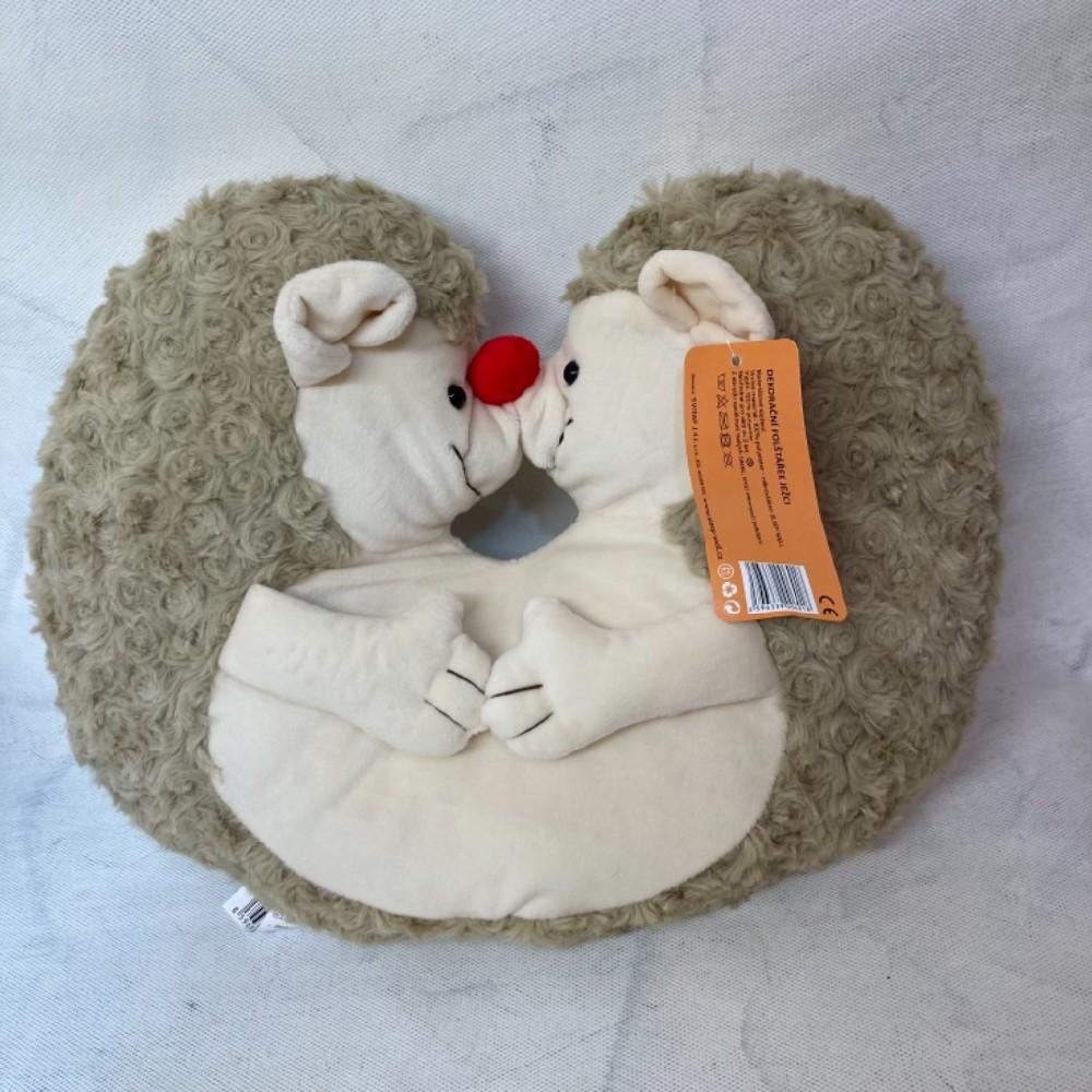 plyšák ježci