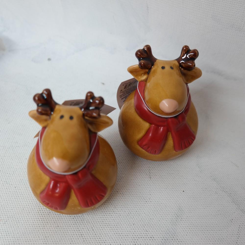 sob keramika vánoční dekorace