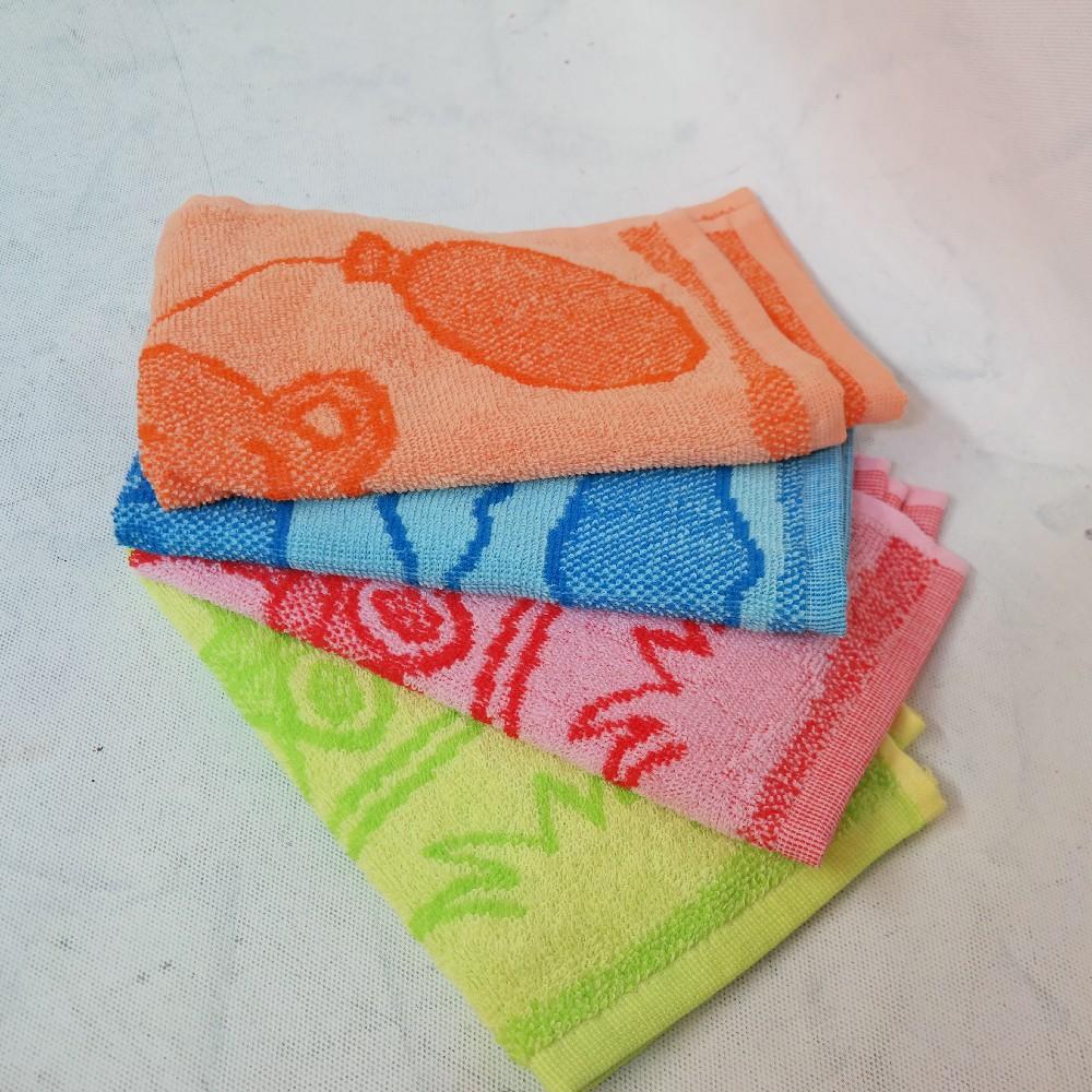 ručník 30x50 cm dětský motiv