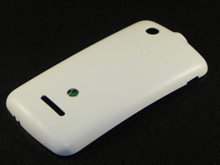 Kryt Baterie Sony Ericsson W100 (White)