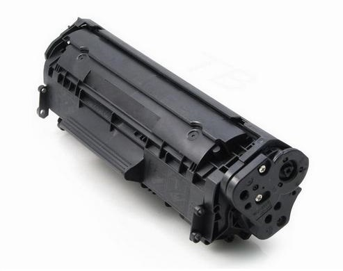 HP Q2612A kompatibilní toner černý univerzální (black, také CANON FX9, FX10, CRG703, FX-9, FX-10, CRG-703)