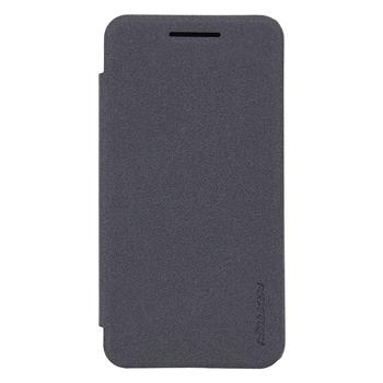 Nillkin Sparkle S-View Pouzdro Black pro ASUS Zenfone4