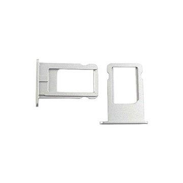 Apple iPhone 6S/6S Plus Držák SIM Karty (White)