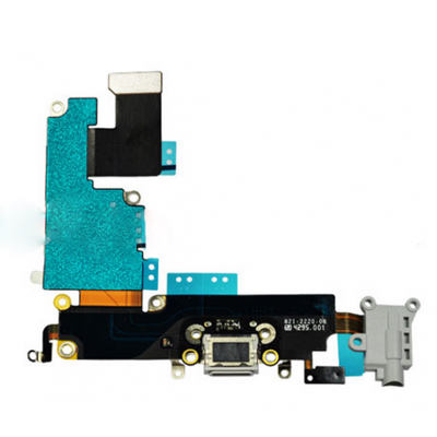 Apple iPhone 6S Plus Dock Konektor, Flex vč. Dobíjecího Konektoru (Black)