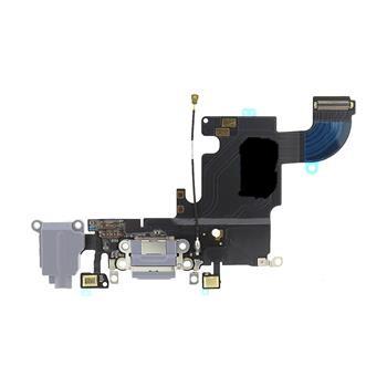 Apple iPhone 6S Dock konektor, Flex Kabel vč. Dobíjecího Konektoru (White) OEM