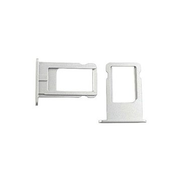 Apple iPhone 7 Plus Držák SIM Karty (White)