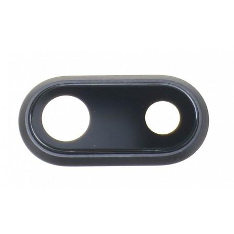 Apple iPhone 8 Plus Sklíčko Kamery + Rámeček (Black)
