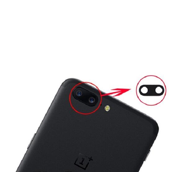 OnePlus 5 Sklíčko Kamery