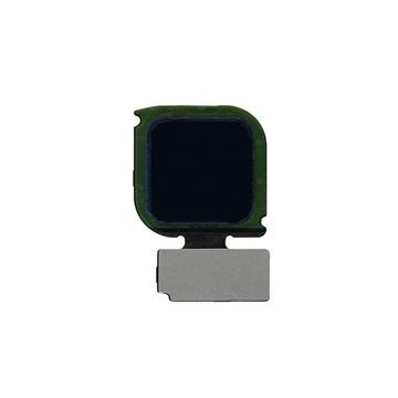 Huawei P10 Lite Čtečka Otisku Prstu, Senzor (Black)