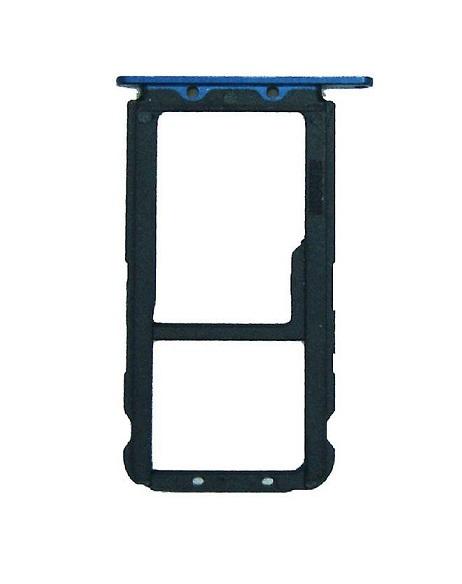 Huawei Mate 20 Lite Držák SIM Karty (Blue)