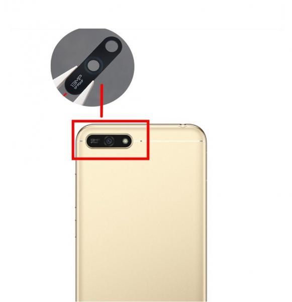 Huawei Y6 2018 Sklíčko Kamery