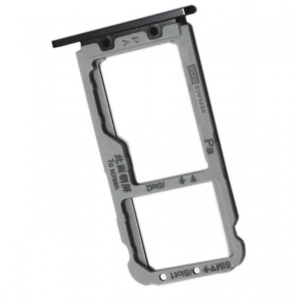 Huawei Nova 3 Držák SIM Karty (Black)