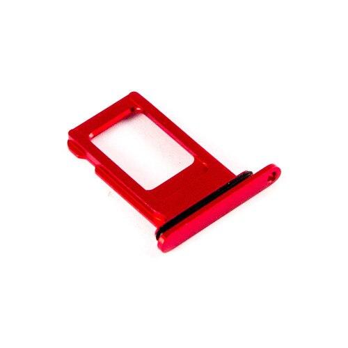 Apple iPhone XS Držák SIM Karty, Singl (Red)