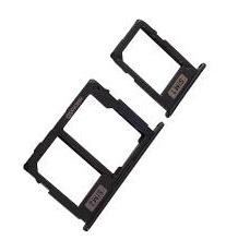 Samsung J530, J730 držák SIM DUAL černý 2ks