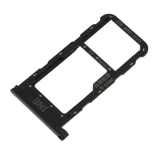 Huawei Nova 3i Držák SIM Karty (Black)