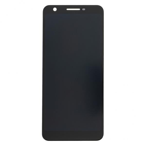 Google Pixel 3a LCD Displej + Dotyková Deska (Black)