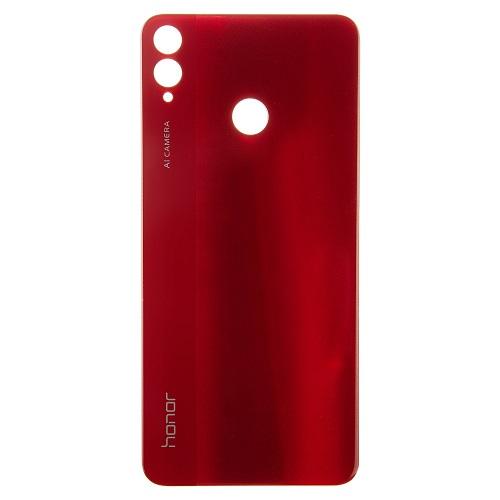 Honor 8X Zadní Kryt Baterie (Matt Red)