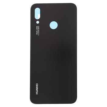 Huawei P20 Lite Zadní Kryt Baterie (Black)