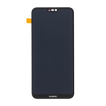 Huawei P20 Lite LCD Display + Dotyková Deska (Black)