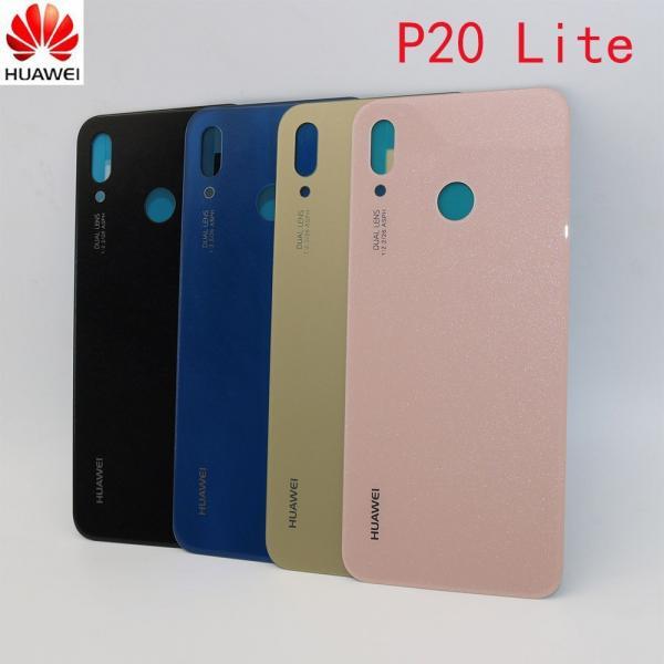 Huawei P20 Lite Zadní Kryt Baterie (White)