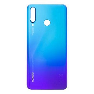 Huawei P30 Lite Zadní Kryt Baterie 48MPX (Peacock Blue)