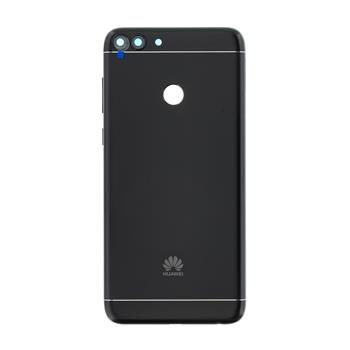 Huawei P Smart Zadní Kryt Baterie Black (Servis Pack)