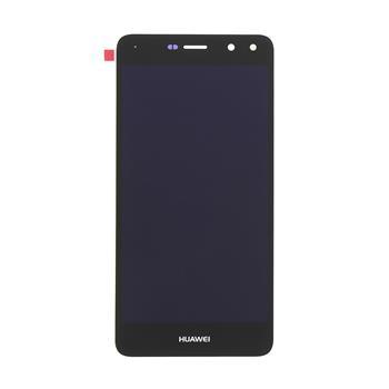 Huawei Y6 2017 LCD Display + Dotyková Deska (Black)
