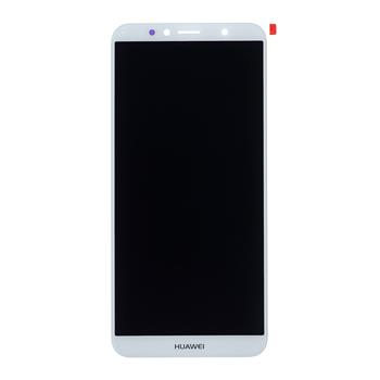 Huawei Y6 Prime 2018 LCD Display + Dotyková Deska (White)