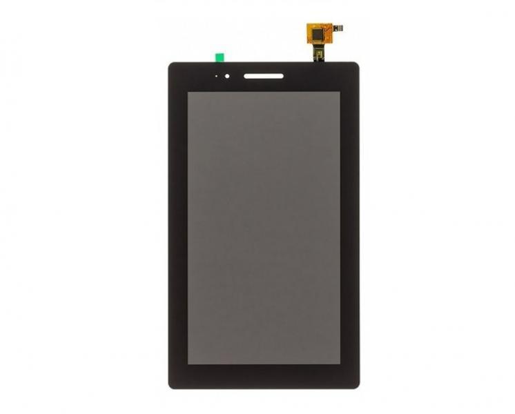 Lenovo Tab 3 7 730 LCD Display + Dotyková Deska (Black)