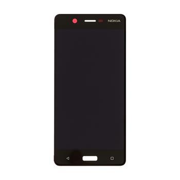 Nokia 5 LCD Display + Dotyková Deska (Black)