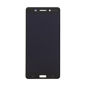 Nokia 6 LCD Displej + Dotyková Deska (Black)