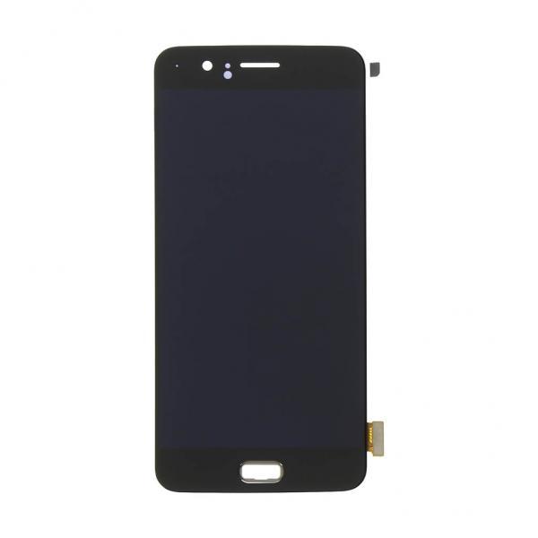 OnePlus 5 LCD Displej + Dotyková Deska (Black) OLED